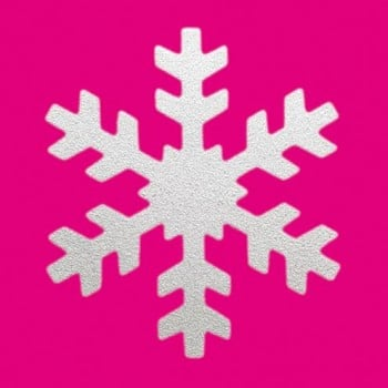 Efco - Paper Punch - Snowflake - 25mm x 21mm 1