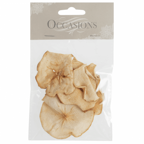 Occasions - Dried Apple Slices 1