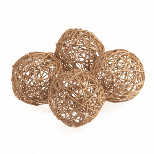 Occasions - Woven Jute Balls - Large 1
