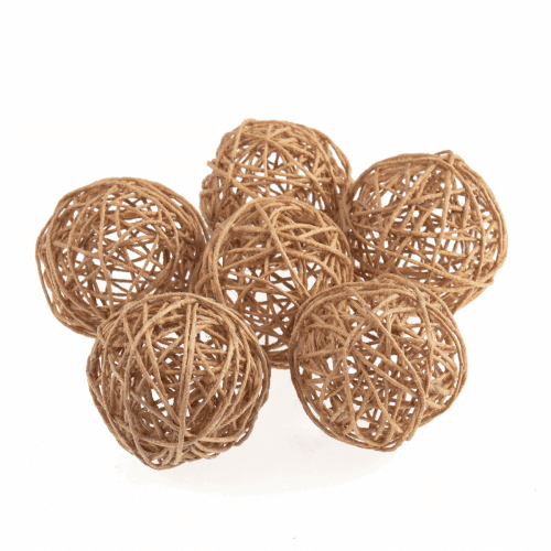 Occasions - Woven Jute Balls - Small 1