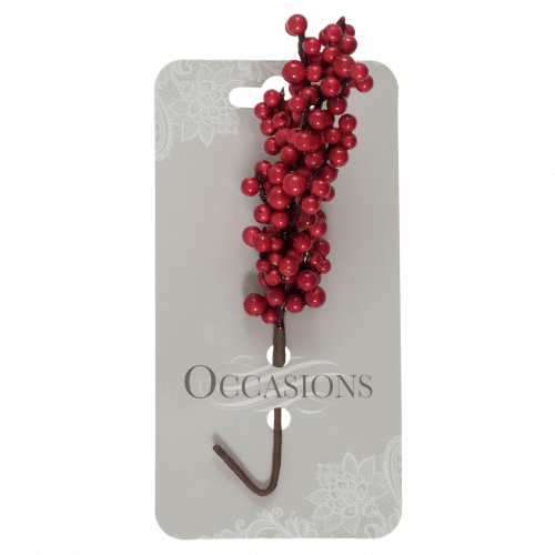 Occasions - Pepperberries on Wire 1